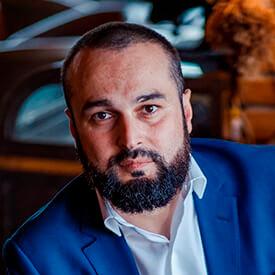 Adam Ozdoev - CEO ALIF CAR RENTAL LLC (Rent G63)