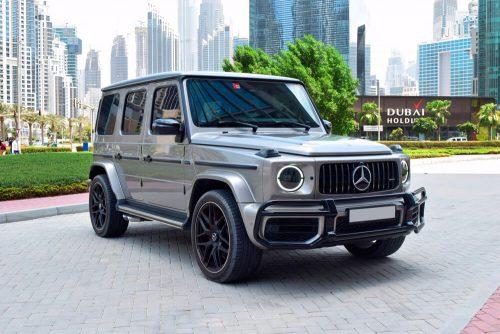 Mercedes G63 Rent Dubai