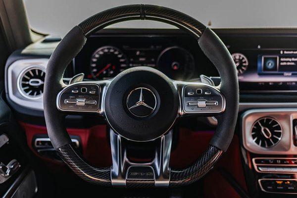 Mercedes Benz G63 AMG 2019 Black 5