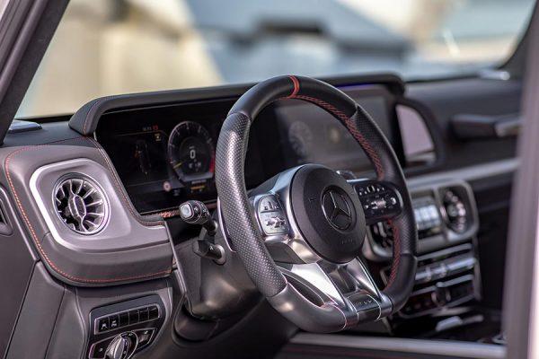 Mercedes Benz G63 AMG Edition 1 2019 White 6