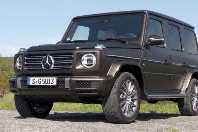 Mercedes Benz G500 2019